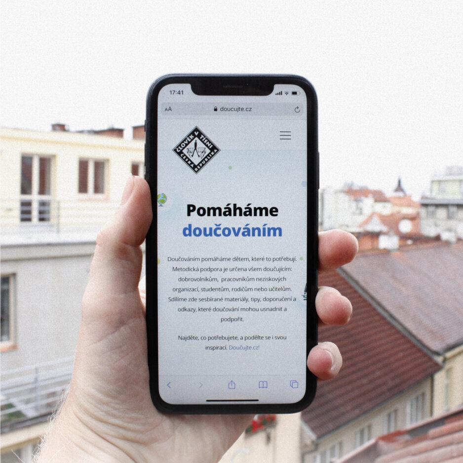 Spouštíme nový web doucujte.cz!