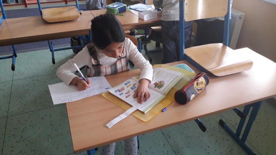 Přínos doučování žáků shrnuje učitelka základní školy